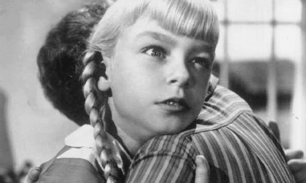 [Silver Screams] THE BAD SEED (1956) is the Mother of All Kiddie Killers