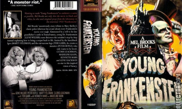 [Video Vault] Putting on The Ritz with Mel Brooks' YOUNG FRANKENSTEIN