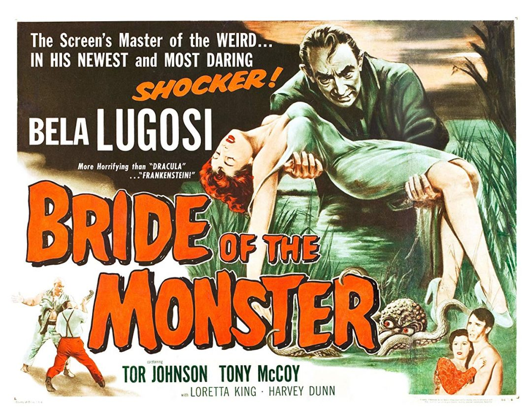 [Awfully Good] BRIDE OF THE MONSTER is a Lovely Disaster!