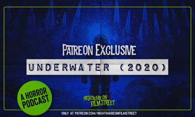 [Podcast] UNDERWATER: Drive Home From The Drive-In (Patreon Exclusive)