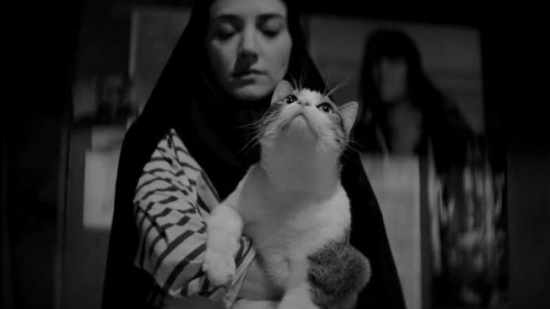 [Stream And Scream] A GIRL WALKS HOME ALONE AT NIGHT Explores The Blood-Drenched Gray Area Of Change