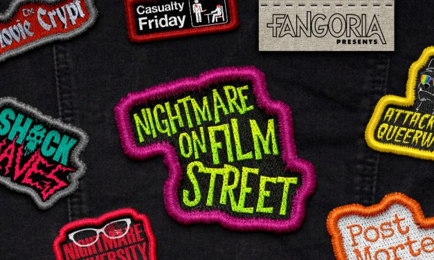 Did it Just Get Spookier in Here, or is it Just Me? NIGHTMARE ON FILM STREET Joins the Fangoria Podcast Network!