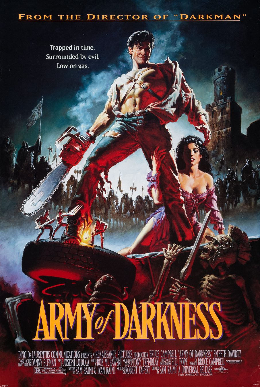 [Terror on The Turntable] Hail to the King: Joseph LoDuca's Epic ARMY OF DARKNESS Score