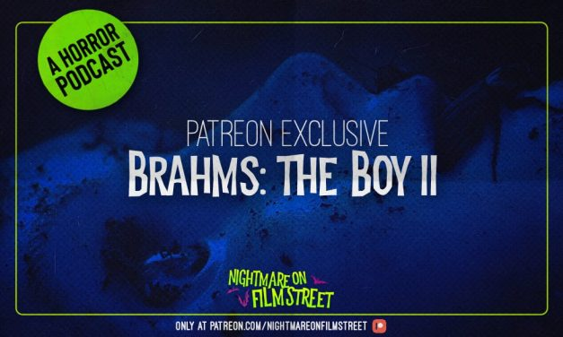 [Podcast] BRAHMS: THE BOY II: Drive Home From the Drive-In (Patreon Exclusive)
