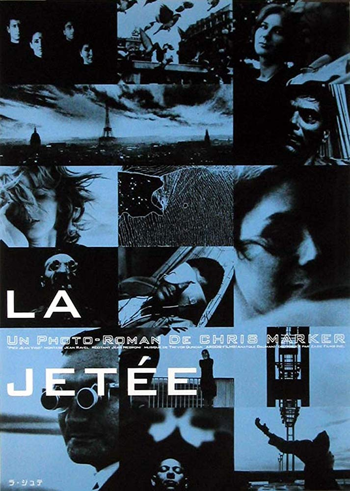 [Silver Screams] LA JETEE (1962) and the Horror of Immutable Time