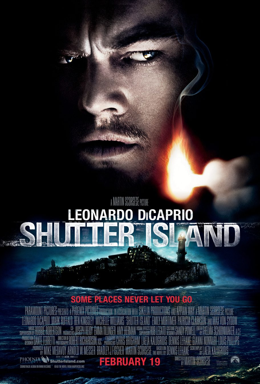 10 Years Later Martin Scorsese's SHUTTER ISLAND Remains an Ominous and Emotional Ode to Dark Cinema