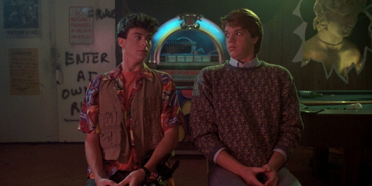 [Queer Frights] Exploring The Friendship And Love Between Chris and J.C. in NIGHT OF THE CREEPS