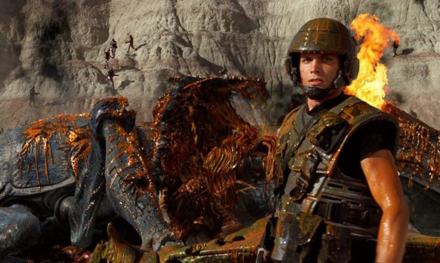 [Teen Terrors] STARSHIP TROOPERS: An Intergalactic Teenage Drama… With Aliens