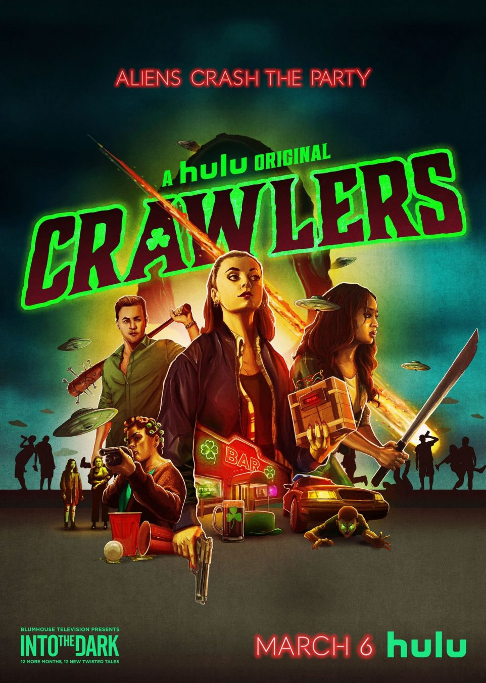[Exclusive Interview] Brandon Zuck Embraces Movement and Action With INTO THE DARK: CRAWLERS