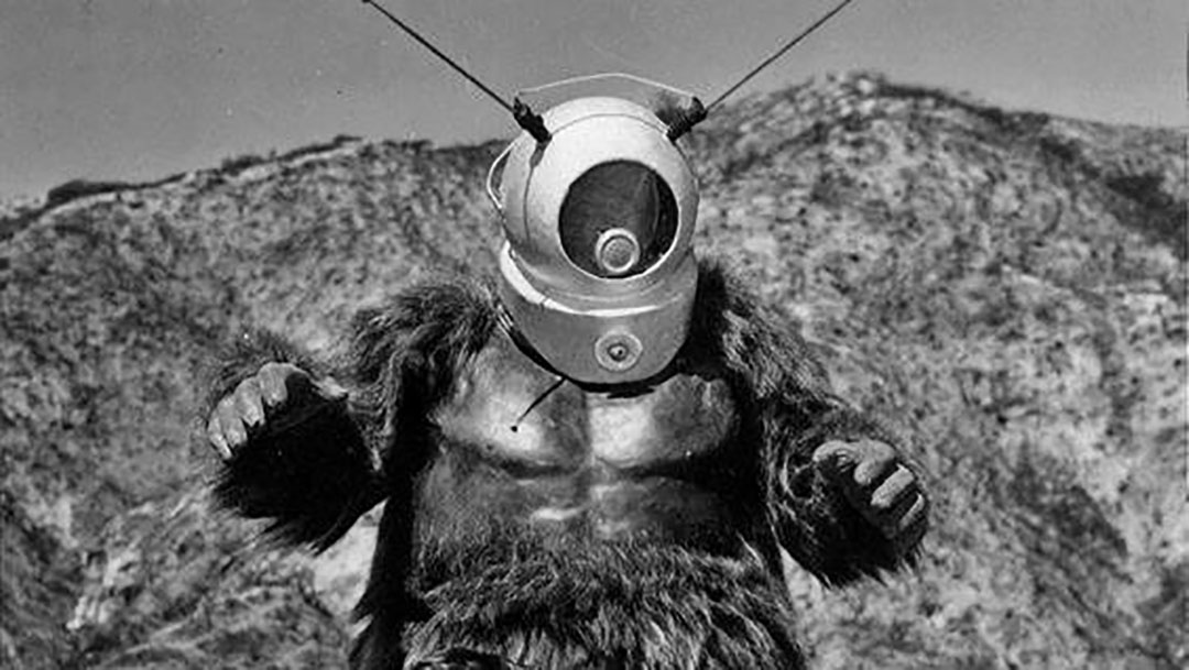 [Awfully Good] ROBOT MONSTER is a Terrible Monster… from SPACE!!!