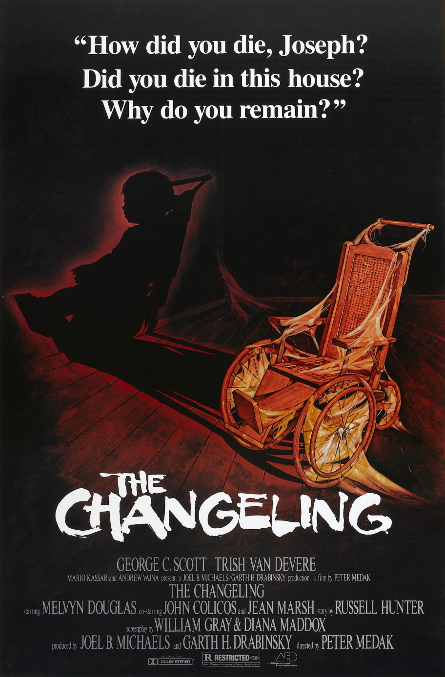 THE CHANGELING at 40: A Testament to the Haunting Nature of Grief and Finding Strength in Deviation