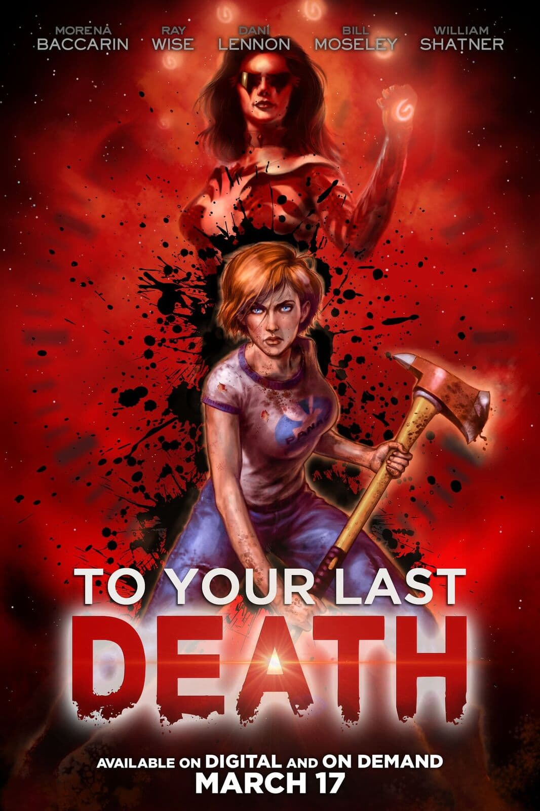 [Interview] Director Jason Axinn and Actor Dani Lennon Talk Animated Violence in TO YOUR LAST DEATH