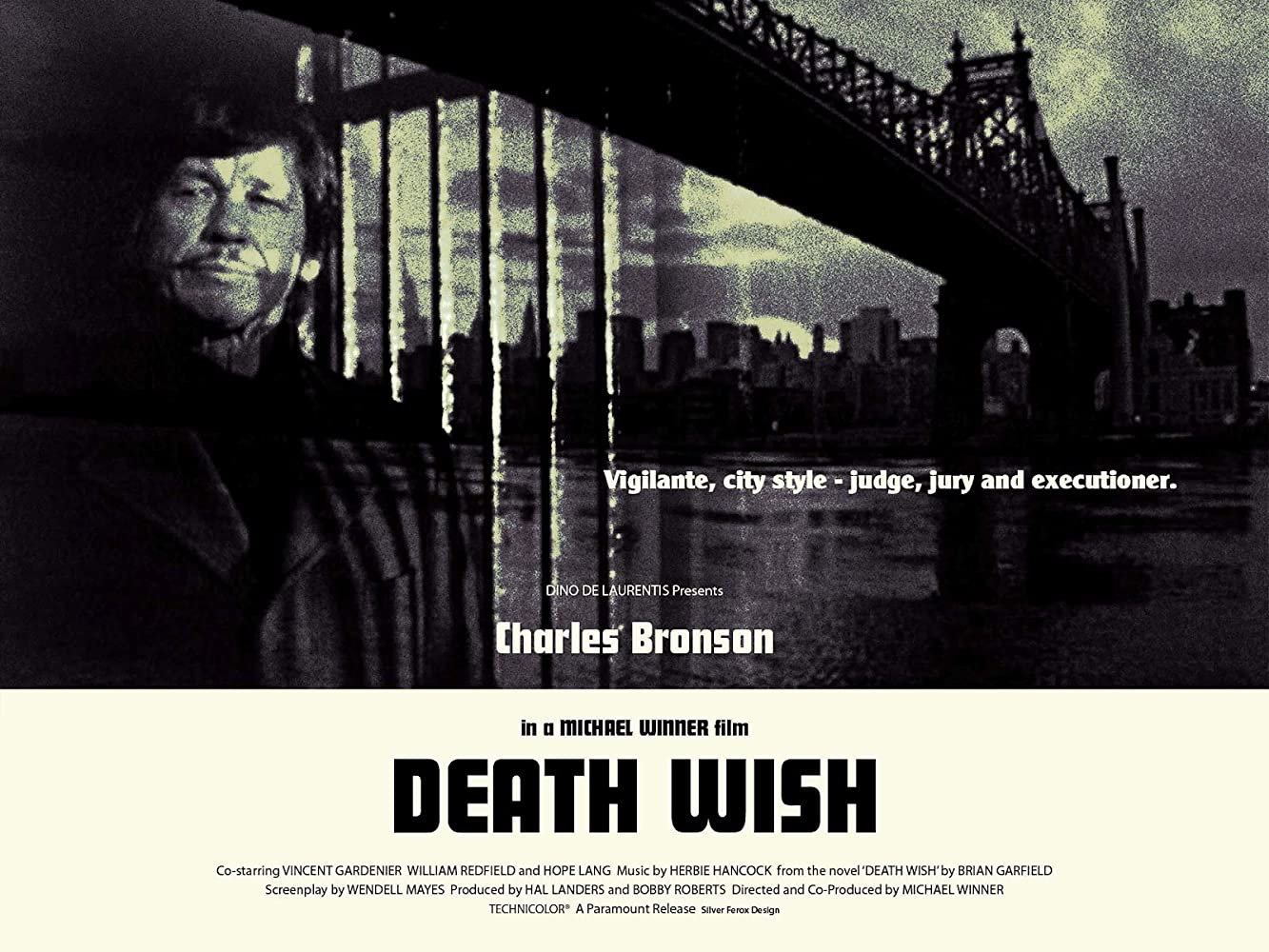 [Portrait of a Killer Character] The Murky Morality of DEATH WISH's Paul Kersey