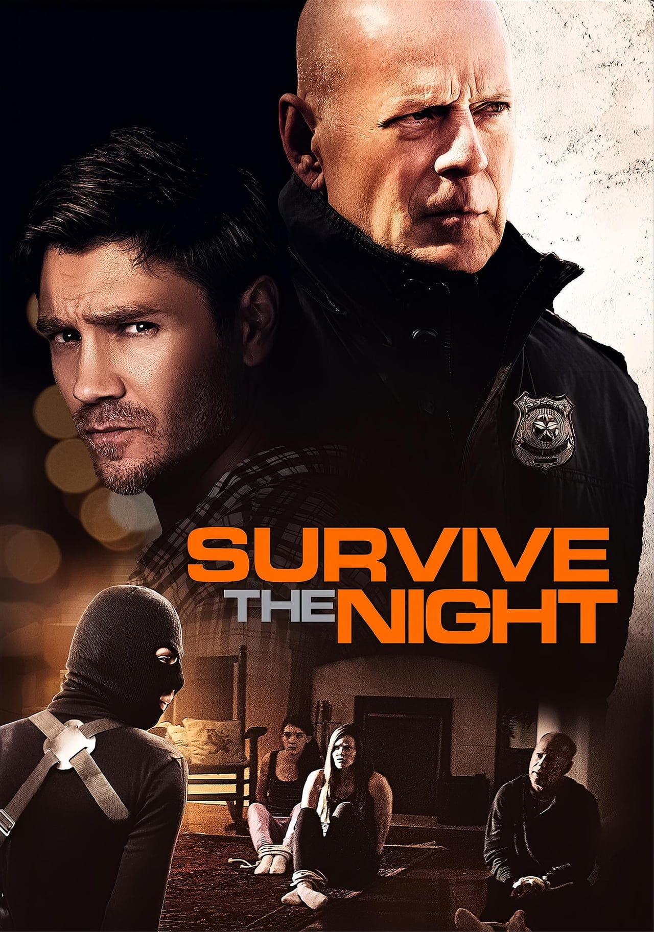 [Review] SURVIVE THE NIGHT Finds Bruce Willis in a Deadly If Not Familiar Home Invasion Thriller