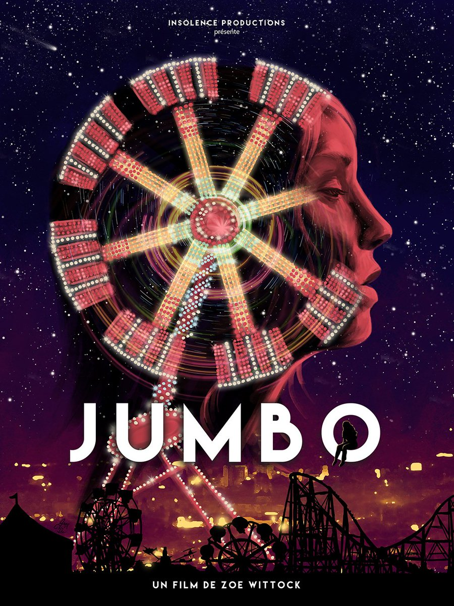 [Chattanooga 2020 Review] JUMBO is the Woman Meets Carnival Ride Love Story You Never Knew You Needed