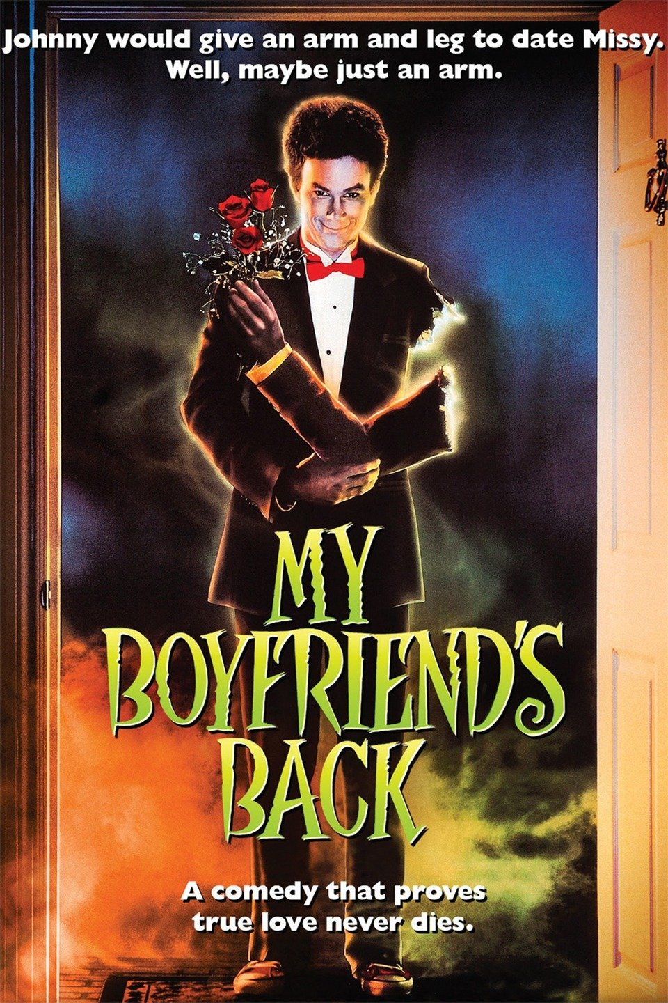 [Teen Terrors] MY BOYFRIEND'S BACK Rises From the Grave as a Moral Parable