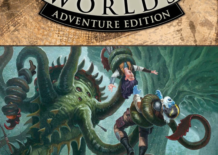 [Table Top Terrors] Explore SAVAGE WORLDS With Friends While Social Distancing