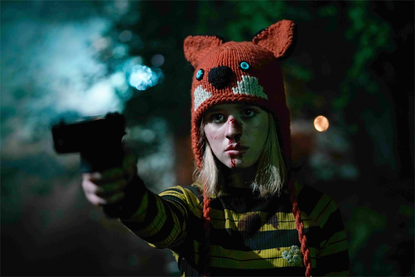[Review] Home Intruders Pick the Wrong BECKY to Mess With
