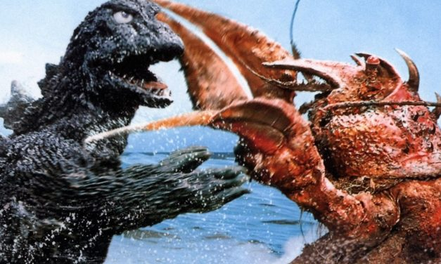 [Freaks of Nature] Rumble in the Pacific: GODZILLA VS THE SEA MONSTER