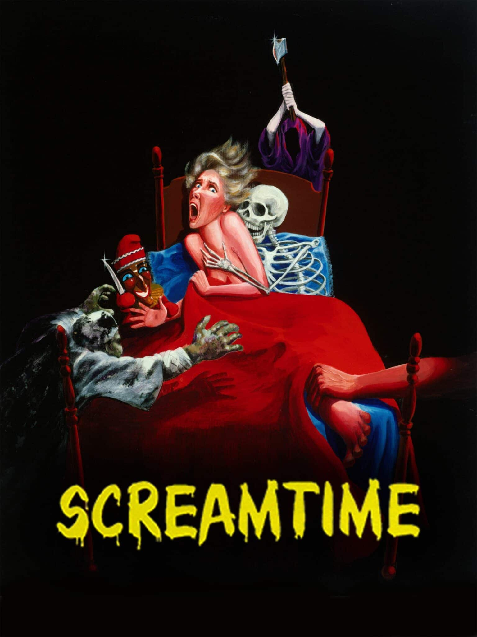 [Scared In Segments] British Horror Anthology SCREAMTIME is Both Charming and Kooky