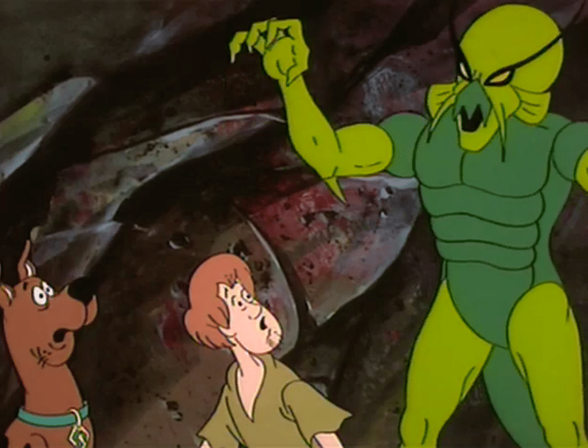 Commotion in The Ocean: The Top 10 Sea Monster Baddies Thwarted By Scooby-Doo and The Gang
