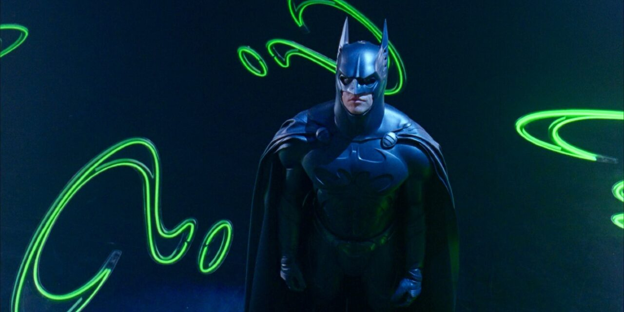 Riddle Me This, Riddle Me That: Was BATMAN FOREVER Really That Bad?