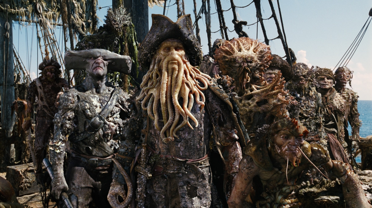 Believing in Ghost Stories: How THE PIRATES OF THE CARIBBEAN Created a New Generation of Horror Fans