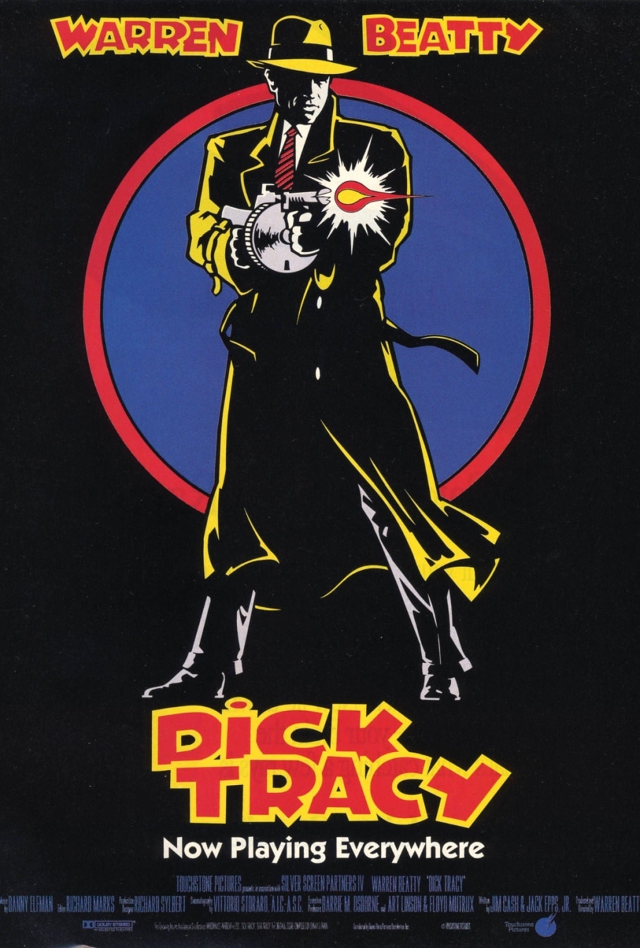 Calling DICK TRACY: Celebrating 30 Years of Warren Beatty's Forgotten (Secret Giallo) Masterpiece