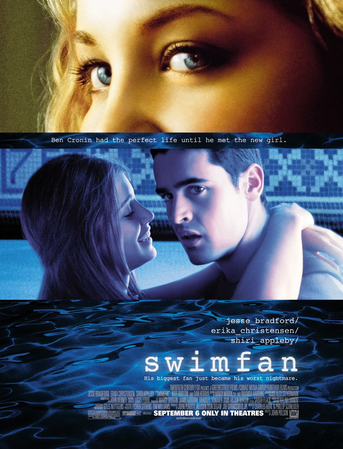 [Teen Terrors] Testing The Waters of Social Media Stalking in 2002's SWIMFAN