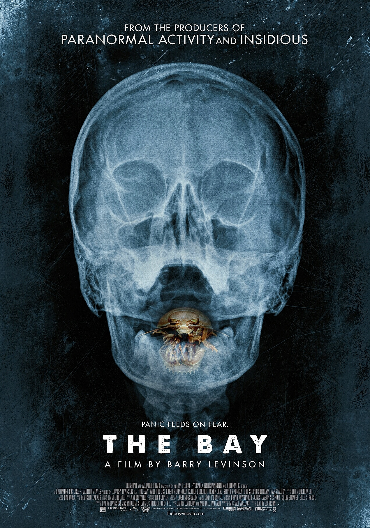 [Distorted Memories] The Layers of Truth in Ecological Found Footage Horror THE BAY