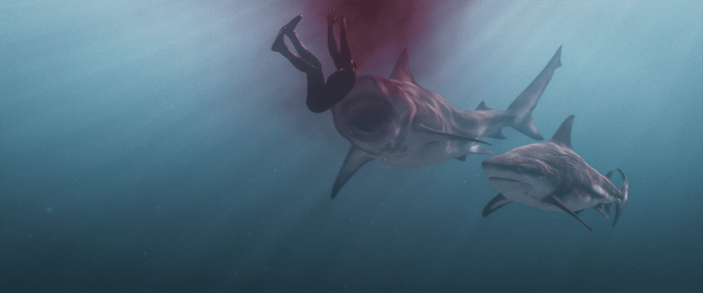 [Review] DEEP BLUE SEA 3 Doesn't Hold A Fin To The Original, But Blows The Last Sequel Out of the Water