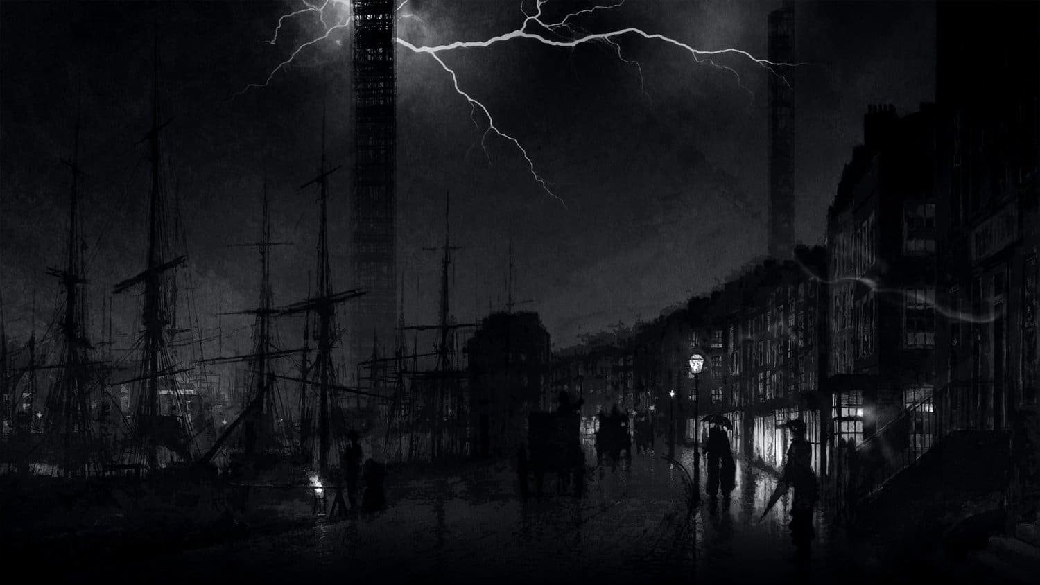 [Tabletop Terrors] Lie, Cheat, and Kill Your Way Through a Ghost and Demon Haunted City in BLADES IN THE DARK