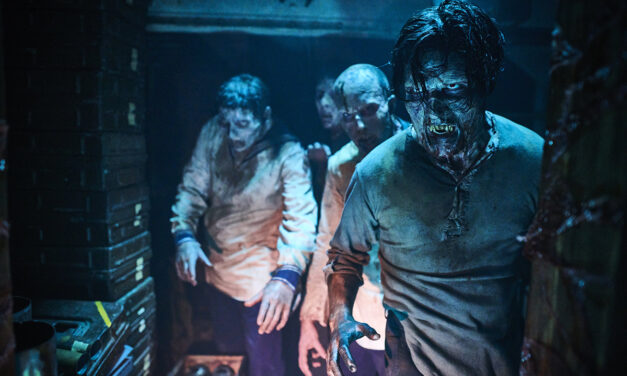 [Review] BLOOD VESSEL is a Fun High Seas Tale of Gothic, Grindhouse Era Horror