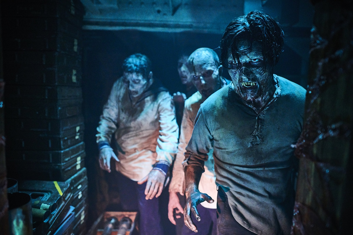 Review] BLOOD VESSEL is a Fun High Seas Tale of Gothic, Grindhouse Era Horror - Nightmare on Film Street