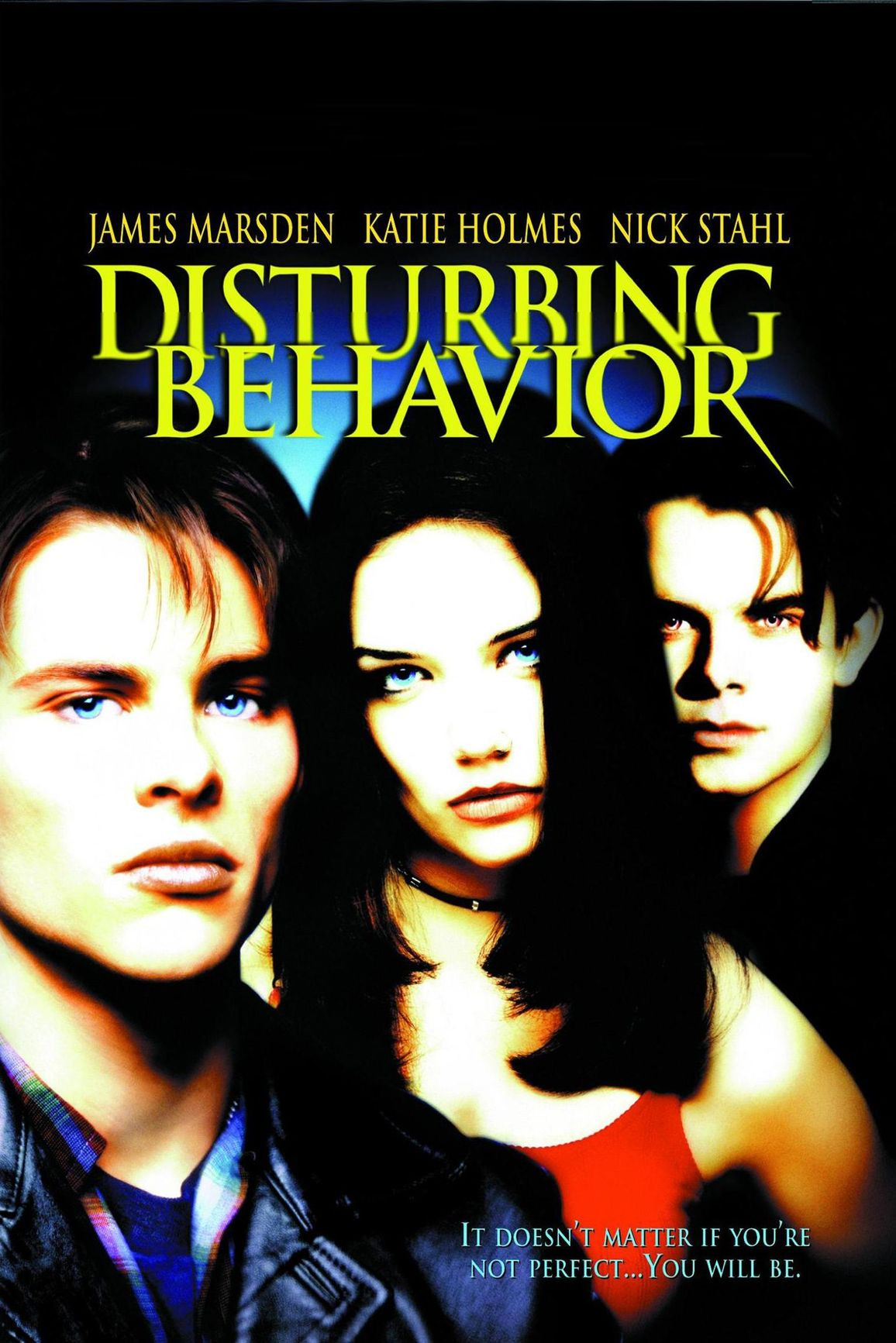[Stream And Scream] Break Through The Wall of Conformity And Social Pressures with DISTURBING BEHAVIOR