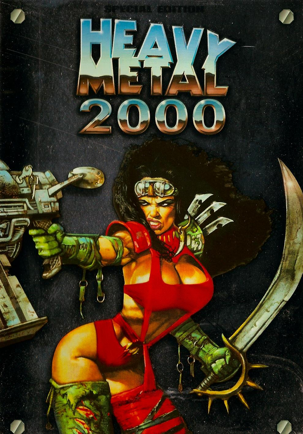 More Boobs Than Brain: Why HEAVY METAL 2000 is So Forgettable 20 Years Later