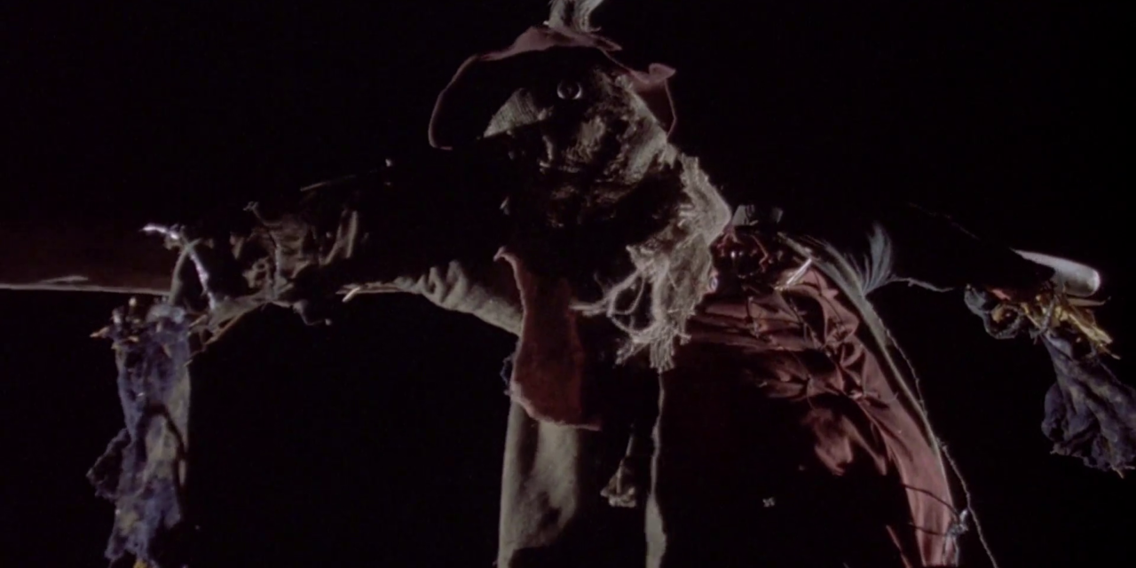 [Direct-to-Video] A Town's Dark Past is the Root of Evil in 1995's NIGHT OF THE SCARECROW