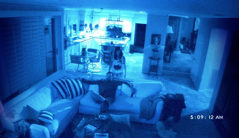 [Distorted Memories] The Ghosts Are Coming From Inside The House: Domestic Space in PARANORMAL ACTIVITY