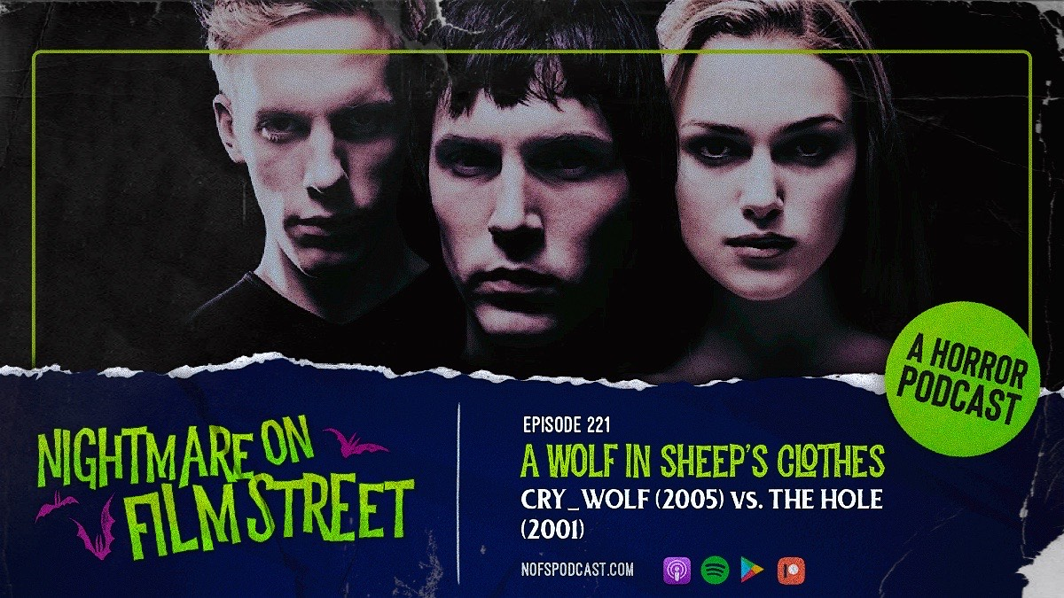 [Podcast] A Wolf in Sheep's Clothes: CRY_WOLF vs. THE HOLE