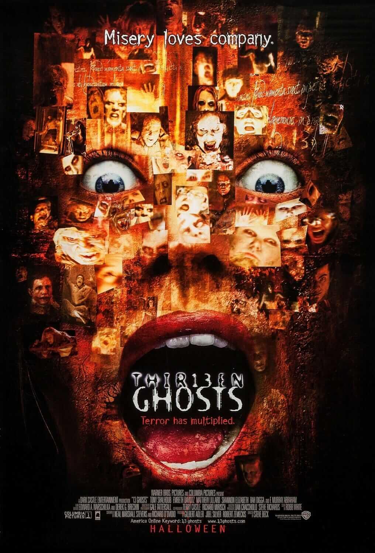 [Portrait of a Killer Character] A Look Into THIR13EN GHOSTS' Haunted Ghost Hunter Dennis Rafkin