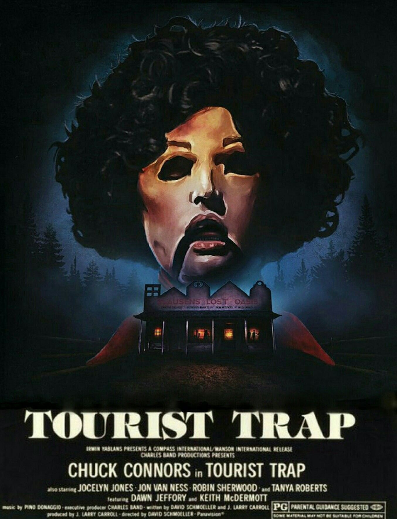 Mannequin Madness: Why 2005's HOUSE OF WAX is Actually A Remake of 1979's TOURIST TRAP