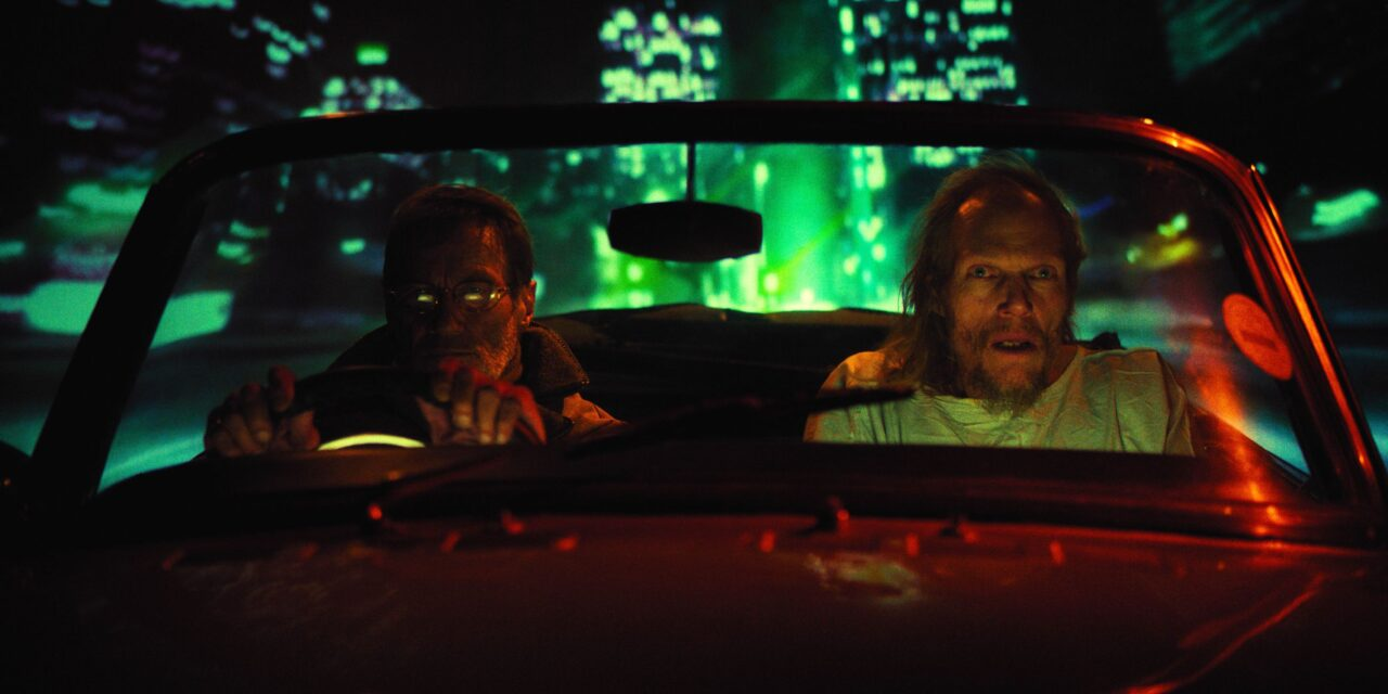 [Exclusive Interview] Ryan Kruger Shares His Wild, Crazy Adventures Directing FRIED BARRY