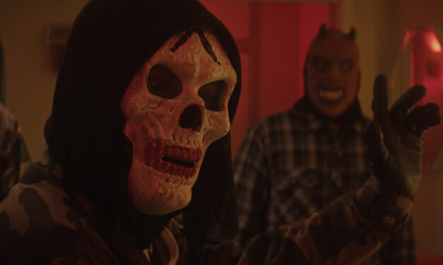 [Fantasia 2020 Review] Trick-r-Treaters From Hell Come Knocking in Indie Action Film FOR THE SAKE OF VICIOUS