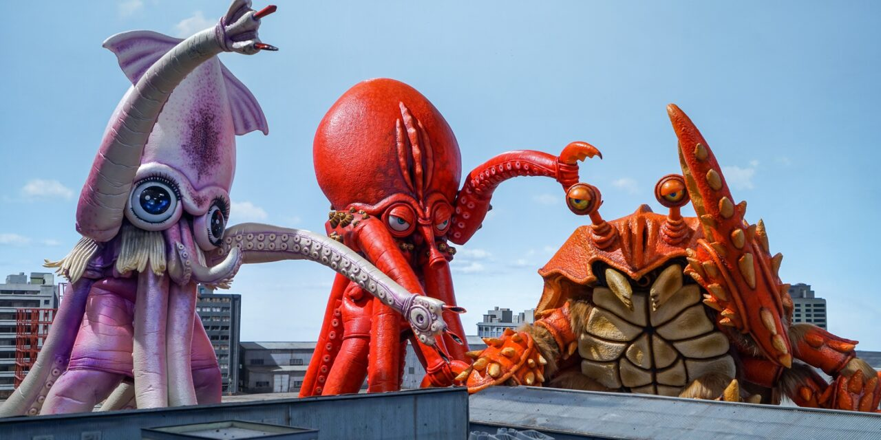[Fantasia 2020 Review] Kaiju Comedy MONSTER SEAFOOD WARS Will Make Your Lungs Laugh And Your Mouth Water