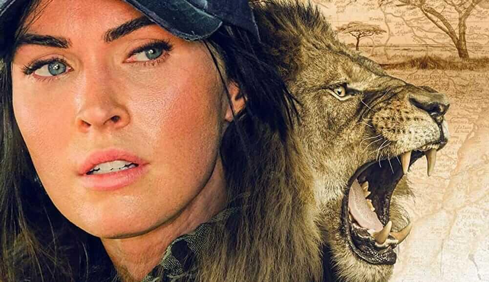 [Review] Megan Fox Battles a Ferocious Lion in Action-Thriller ROGUE