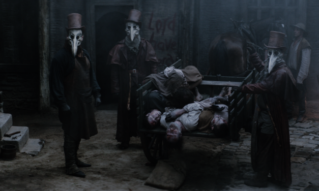 [Fantasia 2020 Review] Neil Marshall's THE RECKONING Conjures Up a Confused Witchhunt During Ye Olde Pandemic