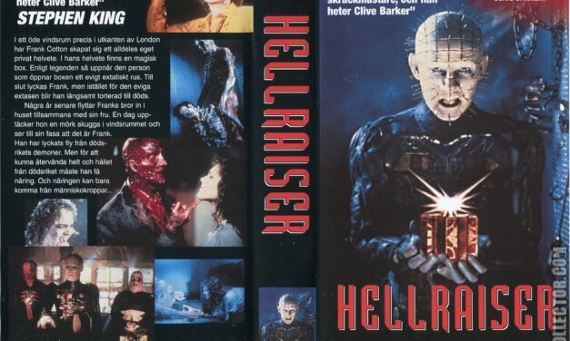 [Video Vault] We Have Such Sights To Show You in Clive Barker's HELLRAISER