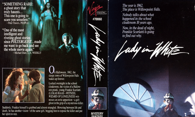 [VIDEO VAULT]  Frank LaLoggia Brings a Legend to Life in LADY IN WHITE (1988)