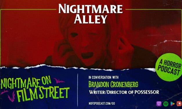 [Podcast] Nightmare Alley: In Conversation with POSSESSOR Writer/Director, Brandon Cronenberg