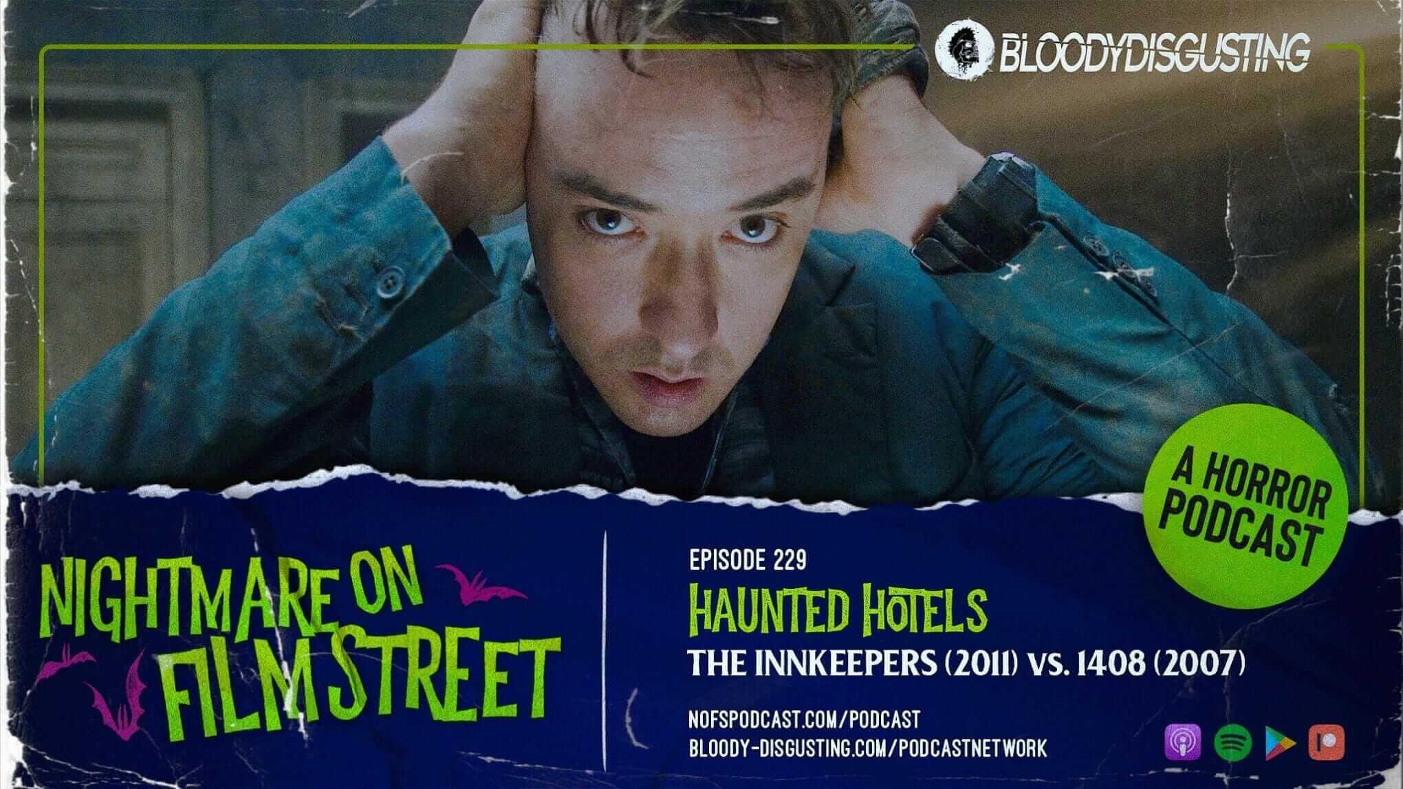 nightmare on film street horror podcast innkeepers 1408